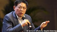 China Hubei Ren Zhiqiang ehemaliger Vorsitzender von Huayuan Property