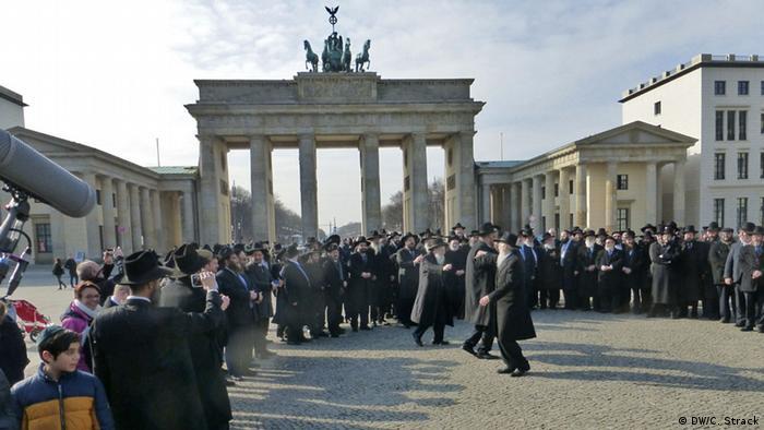 Berlin Treffen orthodoxer Rabbiner