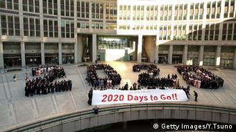 Tokyo 2020 Olympia