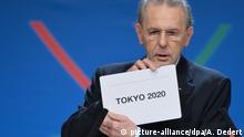 Jacques Rogge Tokio Olympische Spiele 2020