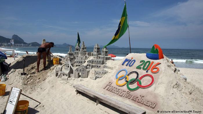 Jogos Olímpicos no Rio de Janeiro