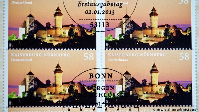 Кайзербург в Нюрнберге