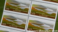 Briefmarke Nationalpark Kellerwald-Edersee