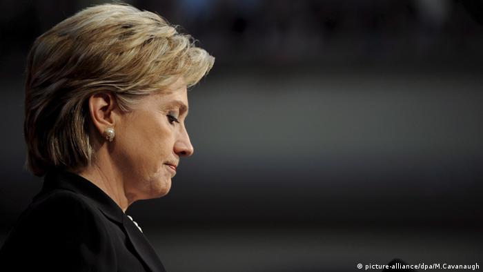 Hillary Clinton (Foto: dpa)
