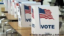 USA Vorwahlen Super Tuesday