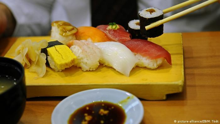 La cuisine japonaise, bien plus que des sushis