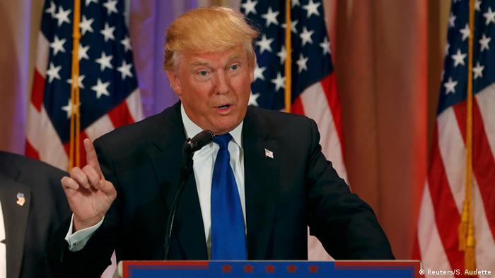 USA Vorwahlen Super Tuesday Donald Trump