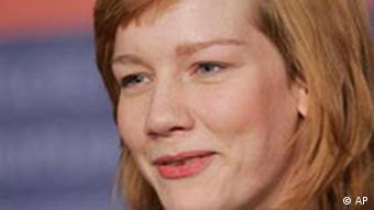 Sandra Hüller ausgezeichnet als bester Darstellerin während der Berlinale 2006 für Requiem