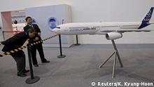 China Feier Baubeginn Airbus A 330 Auslieferungswerk Tianjin