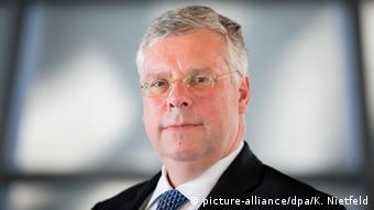 Hristiyan Demokrat Birlik partili siyasetçi Jürgen Hardt