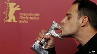 Berlinale 2006 Moritz Bleibtreu ausgezeichnet mit dem Silbernen Bären für den besten Darsteller