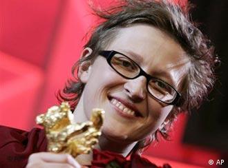 Jasmila Zbanic won the Golden Bear for Grbavica