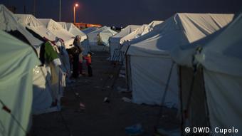Griechenland Flüchtlingslager Diavata bei Thessaloniki