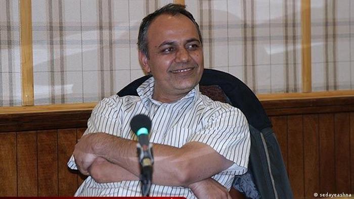 İranlı gazeteci Ahmad Seidabadi