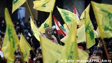 Hisbollah Flagge Libanon