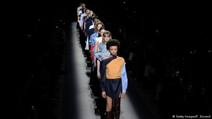 Jacquemus collection, copyright: Getty Images/F. Durand