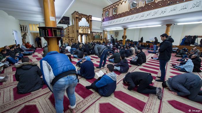 مسجدی در برلین
