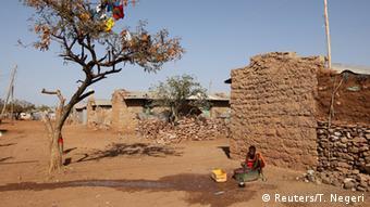 Eritrea Flüchtlingslager in der Region Tigrai Äthiopien (Reuters/T. Negeri)