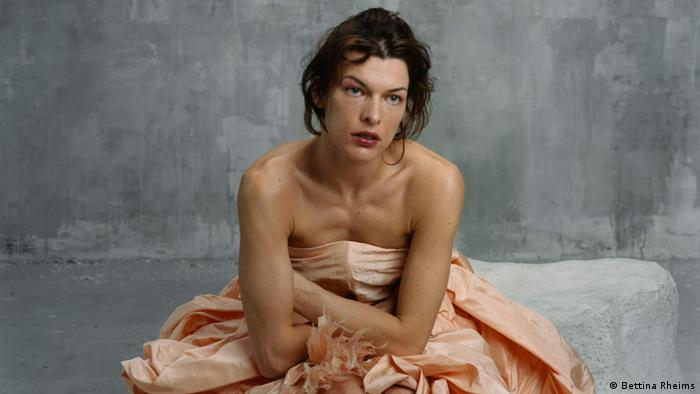 Milla Jovovich by Bettina Rheims, copyright: Bettina Rheims