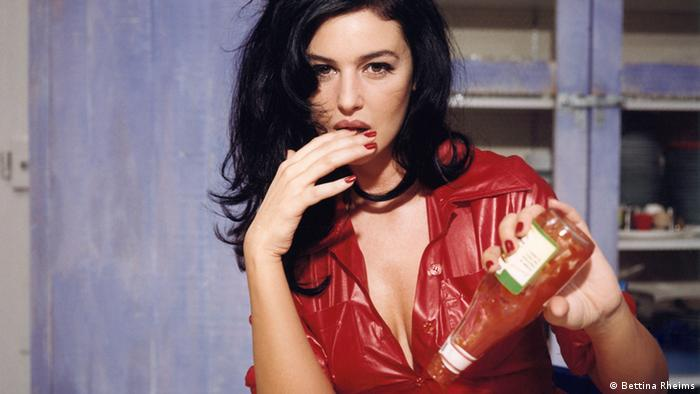 Monica Bellucci by Bettina Rheims, copyright: Bettina Rheims