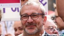 Deutschland Politiker Volker Beck in Berlin