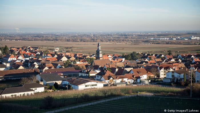 Kallstadt Rheinland -Pfalz