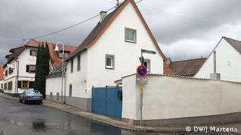 Дом в Кальштадте, где проживала семья Трумп
