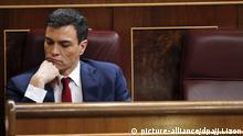 Pedro Sanchez Spanien Politik