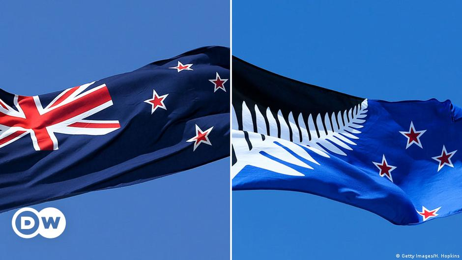 Union Jack Or Silver Fern New Zealand Begins Final Vote On Flag S Fate News Dw 03 03 2016