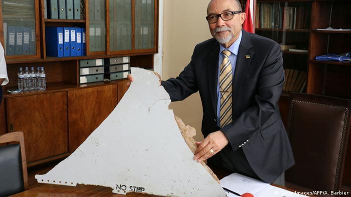 Mosambik Gefundenes Wrackteil Untersuchung in Australien Flug MH370