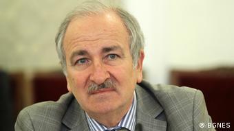 Mikola Baltaji ukrainischer Botschafter in Bulgarien