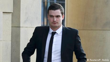 England Justiz Prozess Adam Johnson