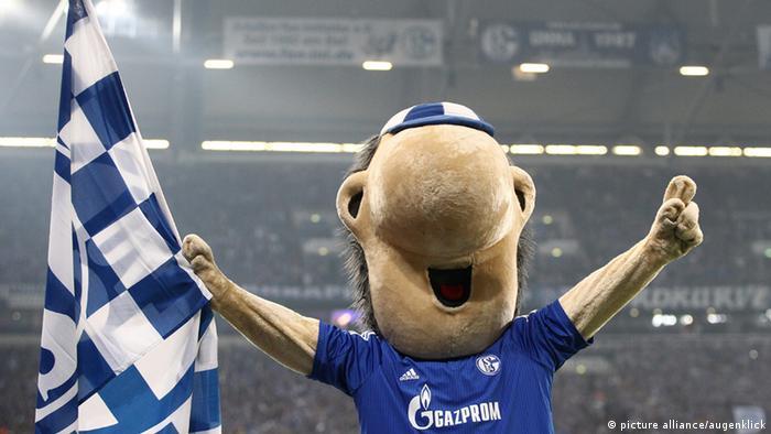 Erwin, mascote do Schalke