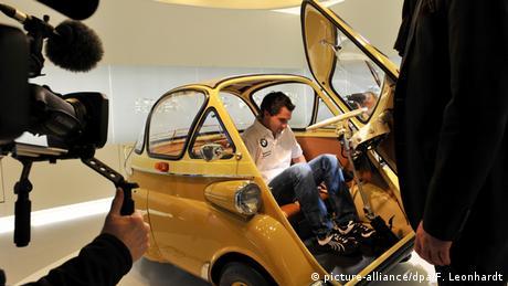 Deutschland BMW Isetta Oldtimer