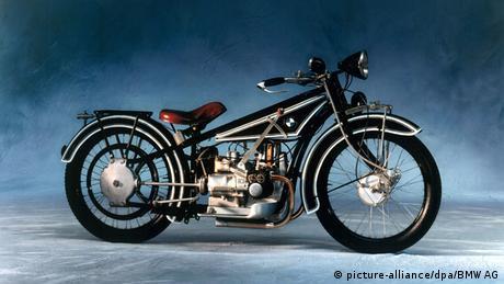 Deutschland BMW Motorrad R 32