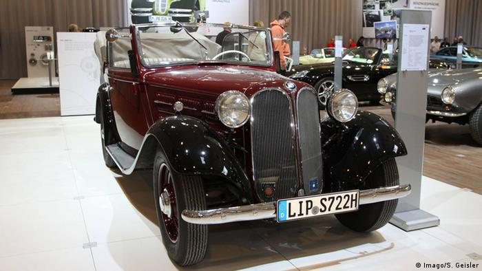 BMW 303, 1934 г.