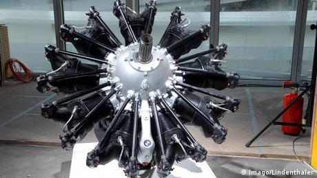 Deutschland BMW Flugzeugmotor