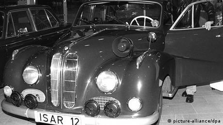 Deutschland BMW 501