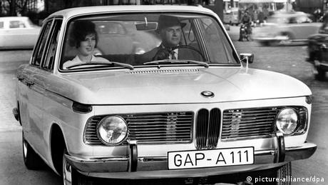 Deutschland BMW 1500