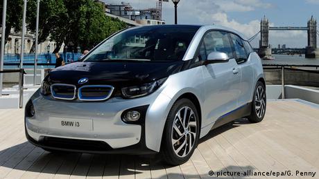 Deutschland BMW i3