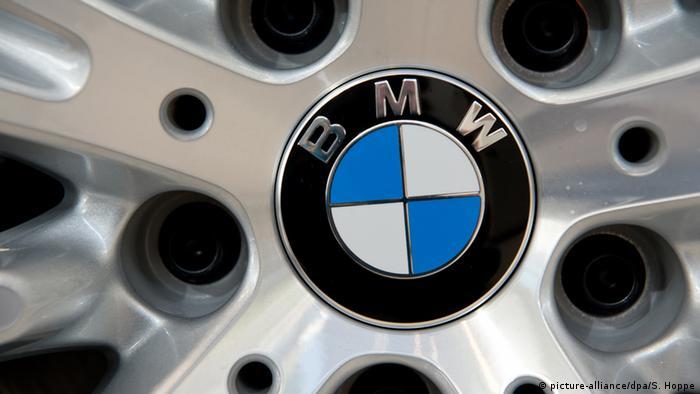Deutschland BMW Felge Logo
