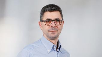 Український журналіст і політичний оглядач Сергій Руденко