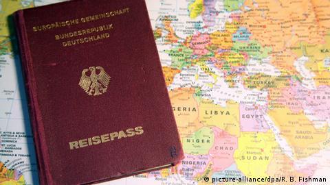brauchen deutsche visum für amerika