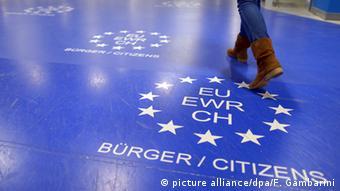 Με διαβατήριο χώρας-μέλους της ΕΕ ο κάτοχος έχει πρόσβαση σε όλες τις 27 χώρες
