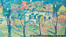 Der Frühling Gemälde Kasimir Malewitsch