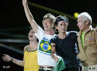 The Rolling Stones in Brazil