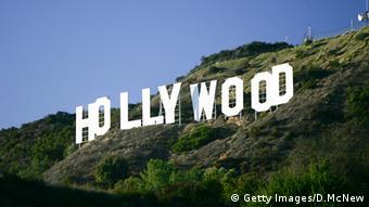 Los Angeles Hollywood Hills Logo, Copyright: David McNew/Getty Images