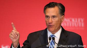Mitt Rommey (Foto: picture-alliance/dpa/T. Smart)