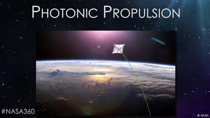 Screenshot Going Interstellar NASA Video
