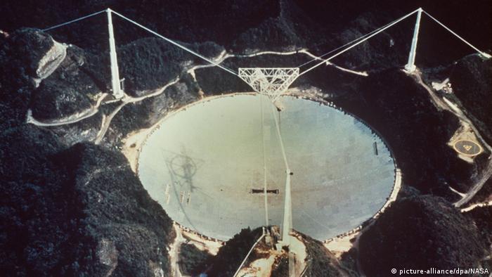 Radiotelescopio de Puerto Rico Arecibo